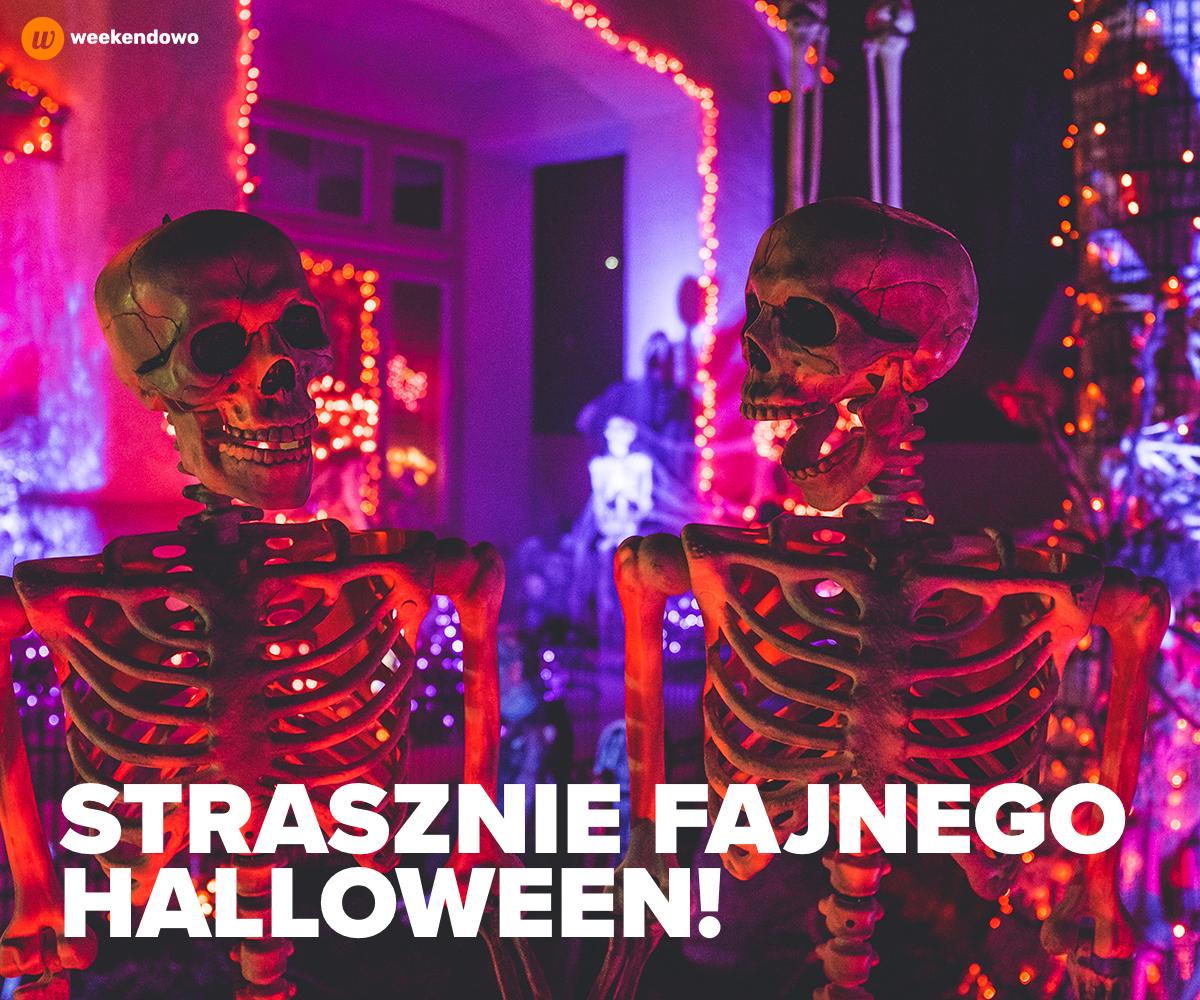 Strasznie fajnego halloween