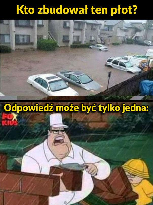 To musiał być on