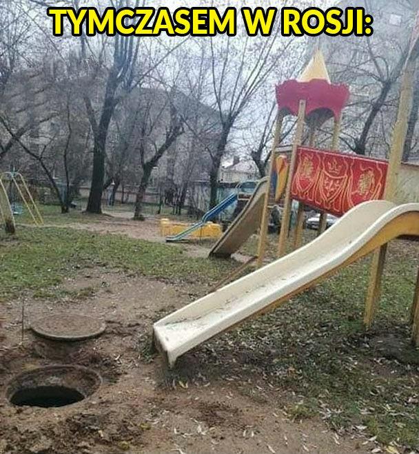 Tymczasem w Rosji :D