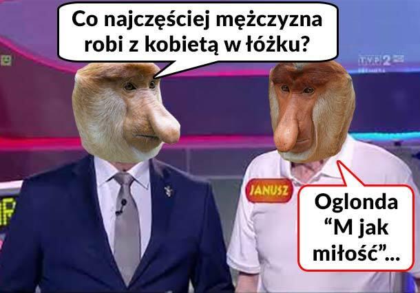 Janusz w Familiadzie: wielki finał :D