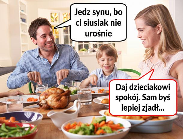 Jedz kochanie, jedz :D