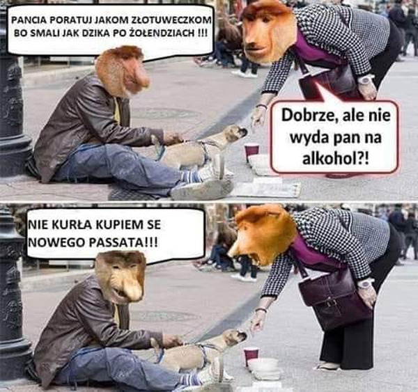Szczery Januszek :D