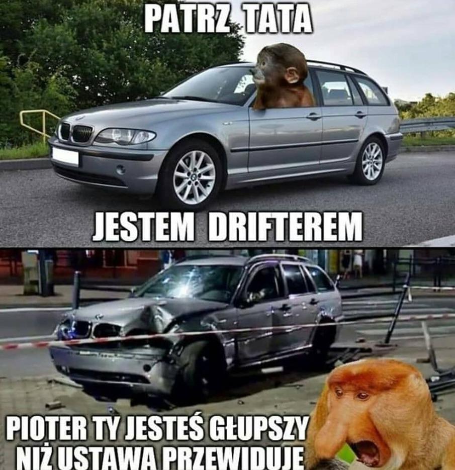 Pioter drifter :D