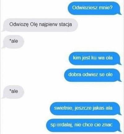 Jaką Olę?