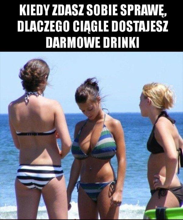 Darmowe drinki :D
