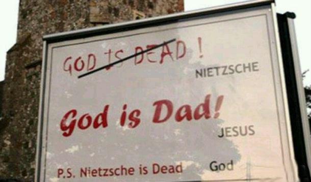 Nietzsche vs. Bóg