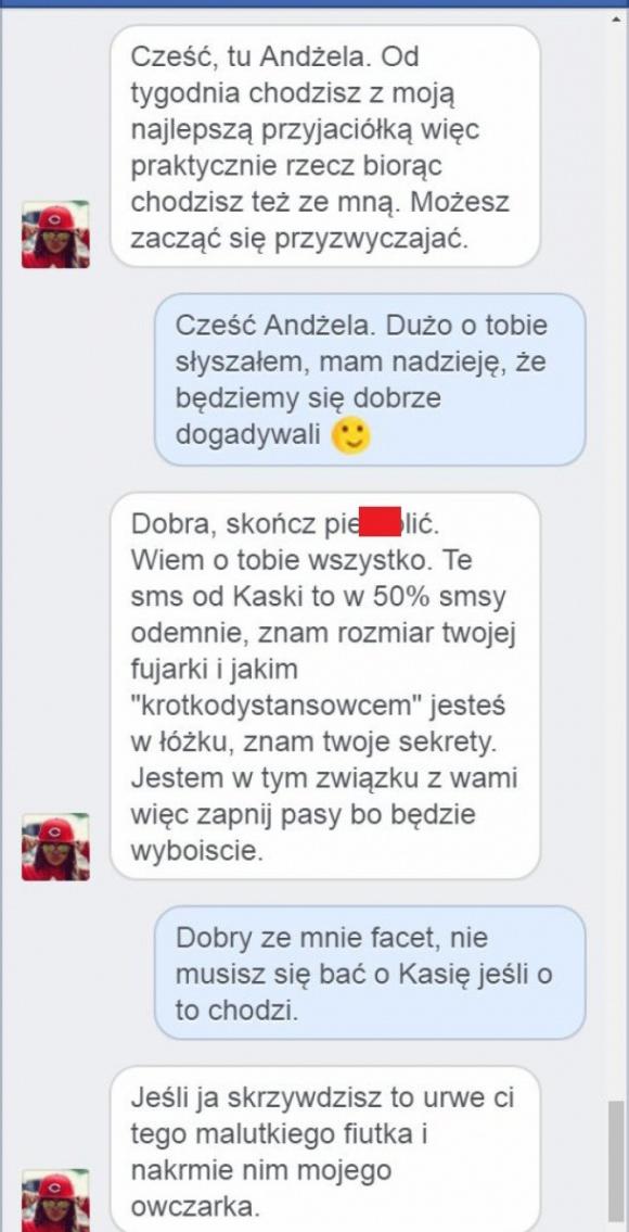 Bojowa Andżela :D