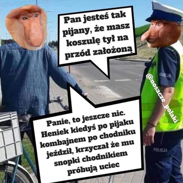 Pijany Janusz zawsze wie co powiedzieć :D