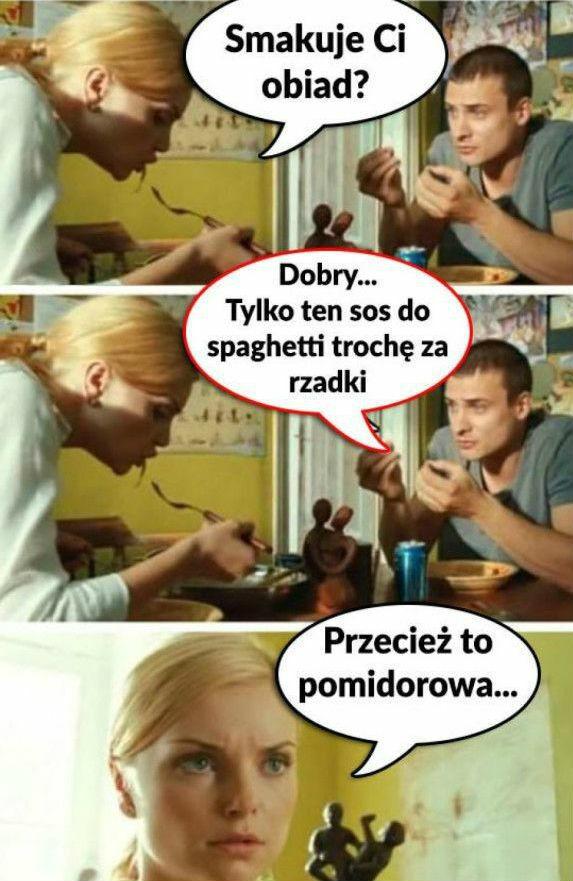 Dyskusje przy obiedzie