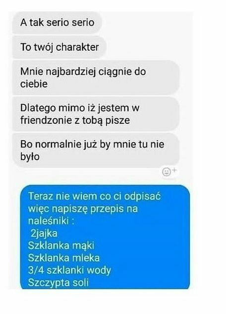 Typowy friendzone