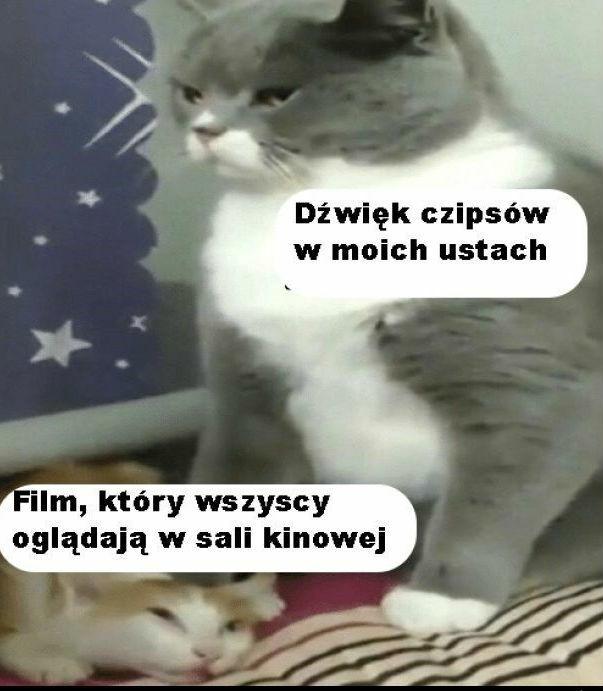 Taka sytuacja w kinie