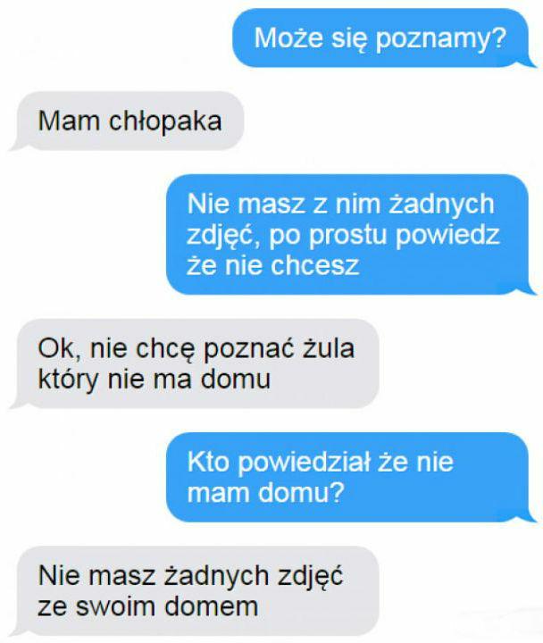 Nieudana rozmowa
