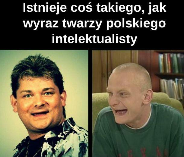 Typowy polski intelektualista