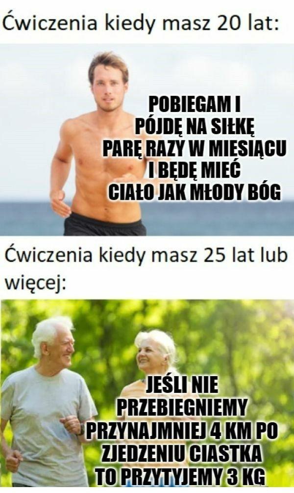 Starość nie radość :D