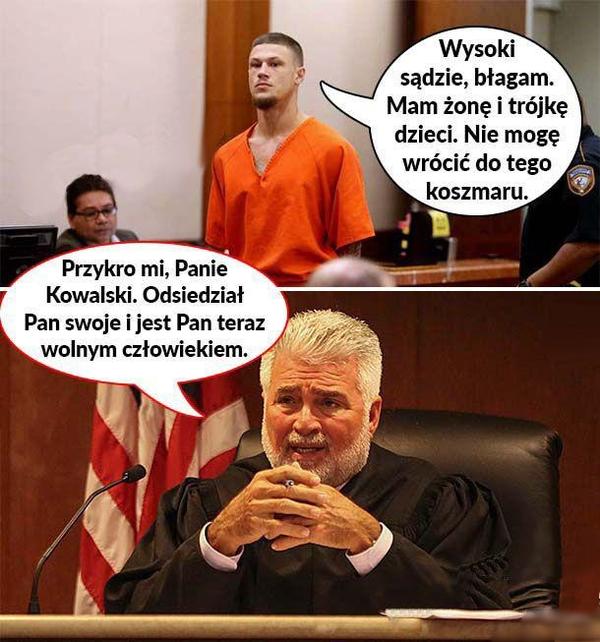 Nietypowa rozprawa w sądzie