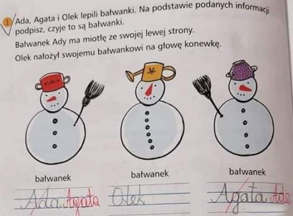 Kiedy 7 letnie dziecko jest mądrzejsze od nauczycielki