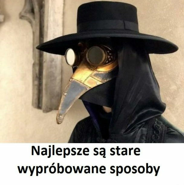 Stare sposoby!