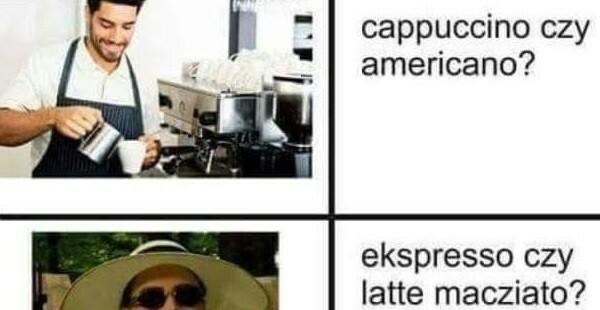 Wybór najlepszej kawy