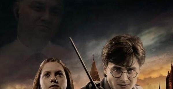 Najnowsza część Harrego Pottera :D