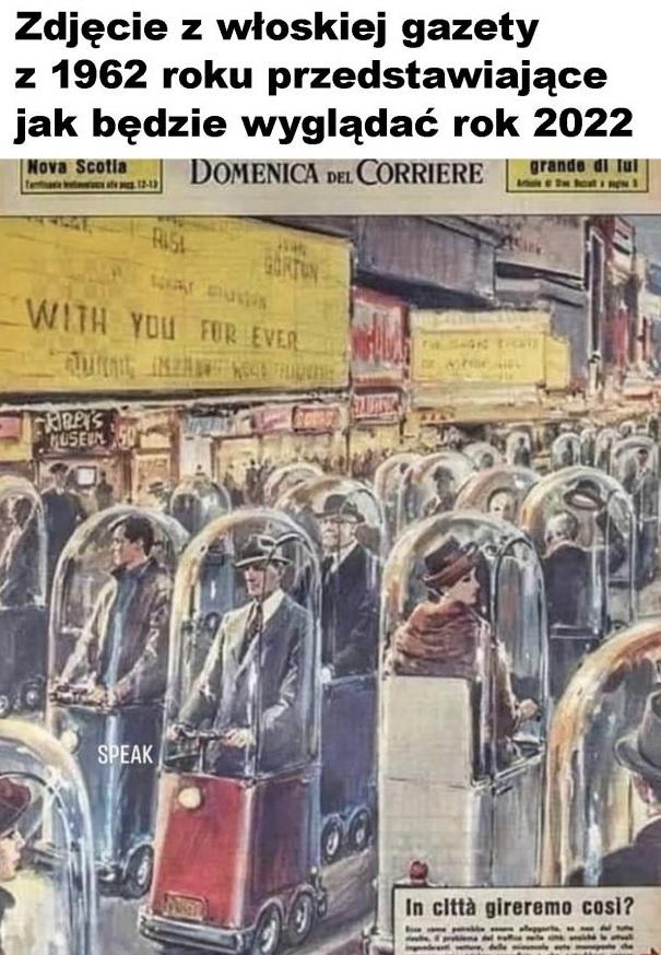 Włosi przewidzieli przyszłość!