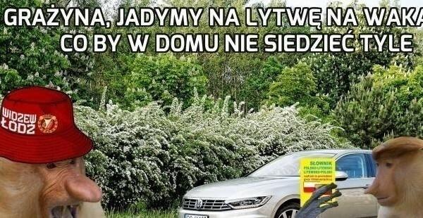 Janusz na Litwie :D