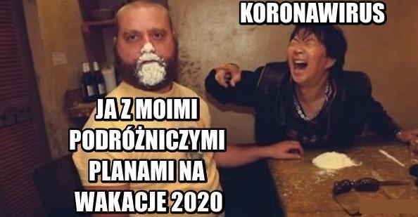 Koronawirus vs wakacje 2020