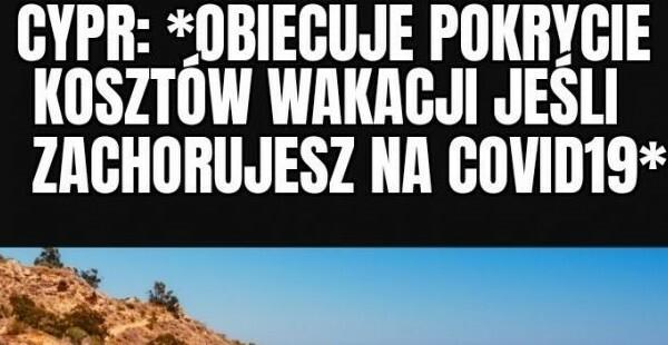 Janusz leci na Cypr :D