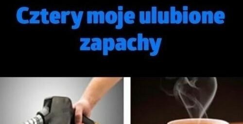 Ulubione zapachy