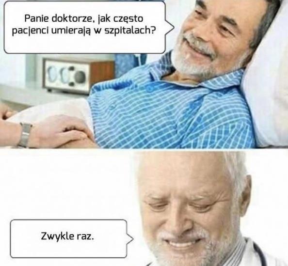 Śmiertelność w szpitalach