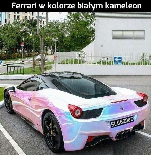 Piękne auto!