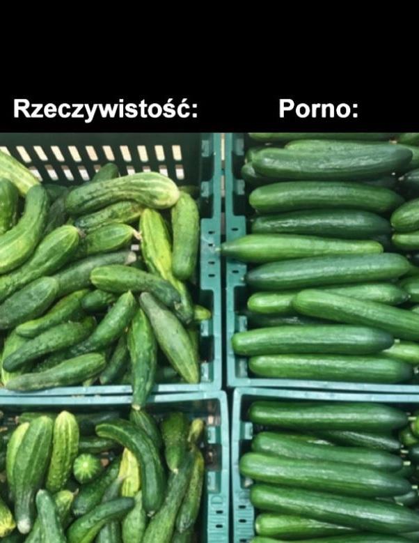 Porno vs rzeczywistość