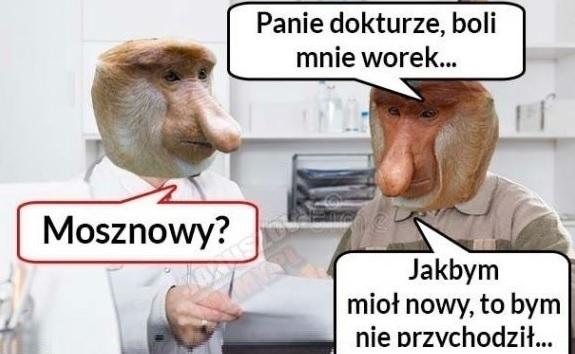 Janusz u lekarza