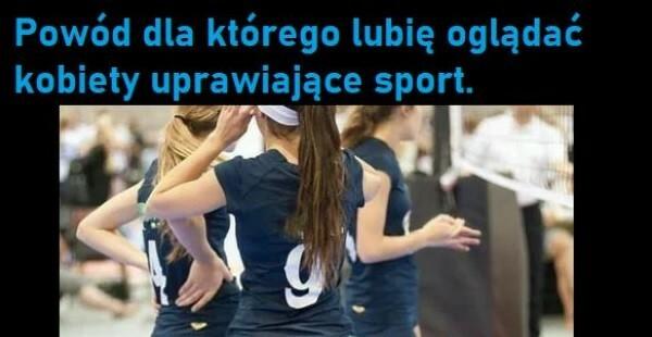 Kobiety w sporcie :D