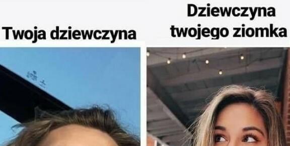 Twoja dziewczyna vs dziewczyna ziomka :D