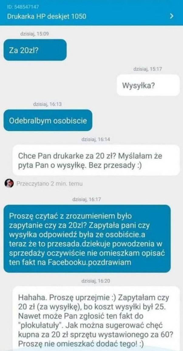 Kolejny Janusz biznesu :D