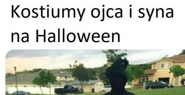 Kreatywne kostiumy na Halloween