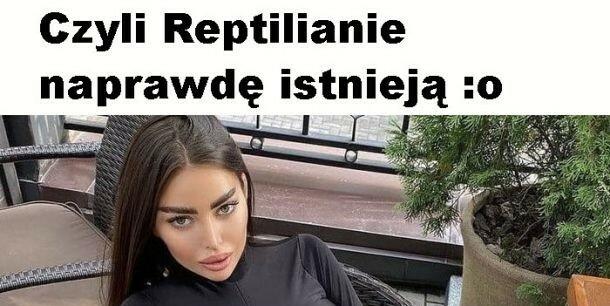 Reptilianie! :D