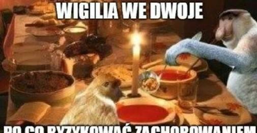 Wigilia 2020 u Januszów :D