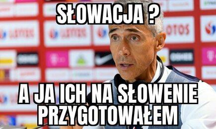 Najlepsze memy po meczu Polska - Słowacja na EURO 2020