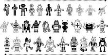 Roboty różne