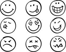 Emotki różne