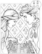 Księżniczka i szachy