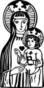 Maryja z małym Jezusem