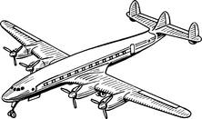 Samolot przed lotem