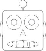 Głowa robota