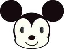 Myszka Miki głowa