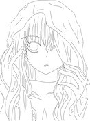 Anime portret