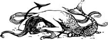 Śpiąca syrena
