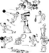 Sportowcy