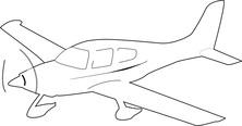 Samolot śmigło